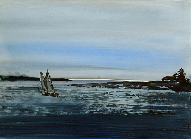 , 'Between the Islands Maine,' 1969, Benjaman Gallery Group