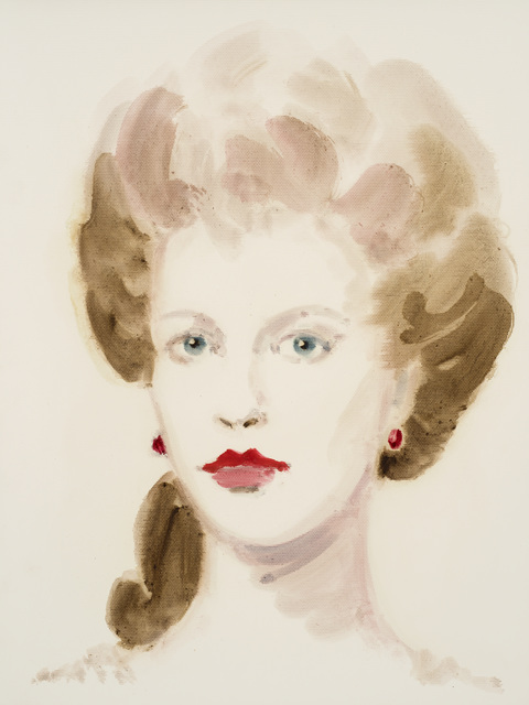, 'Alice Keppel,' 2013, Danziger Gallery
