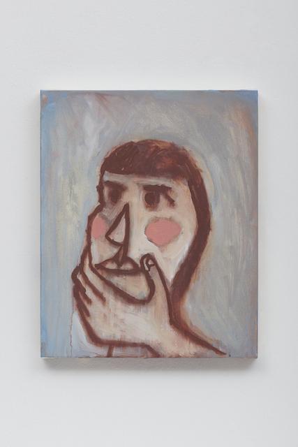 , 'Observando,' 2016, Kubik Gallery
