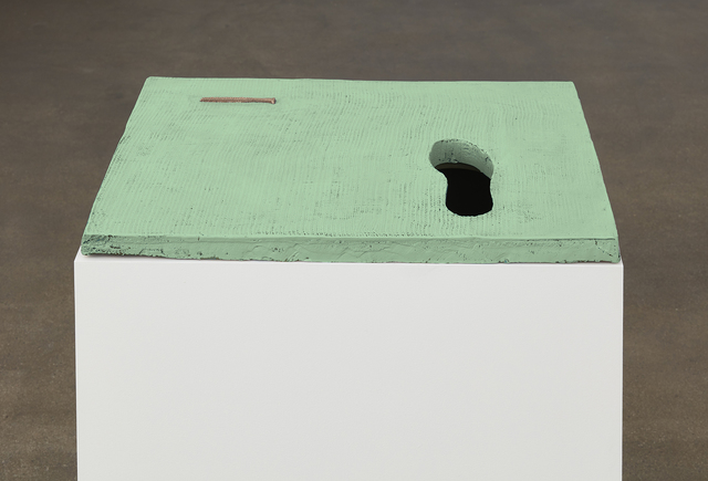 , 'A step a screw,' 2016, David Kordansky Gallery