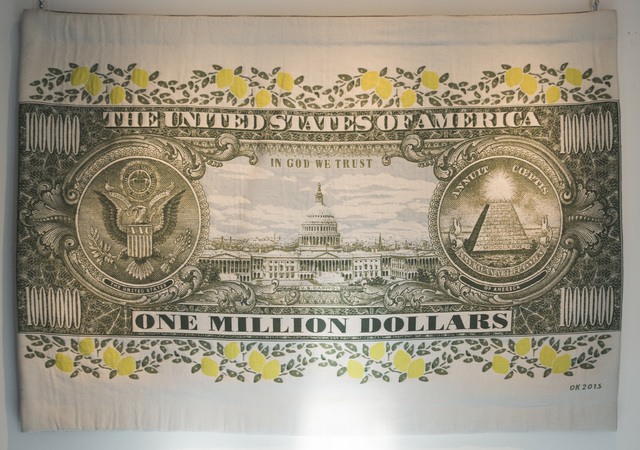 , 'Lemon, Joker Series,' 2015, Artwin Gallery
