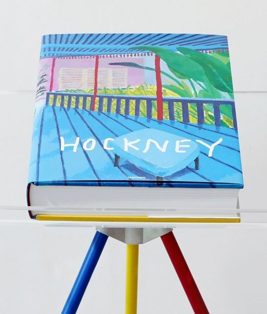 , 'The David Hockney Sumo-A Bigger Book,' 2016, Vertu Fine Art