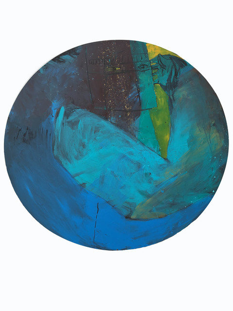 , 'Om Battola 4,' 2016, al markhiya gallery