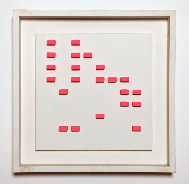 , 'elaborato binario,' 1966, Kate Vass Galerie