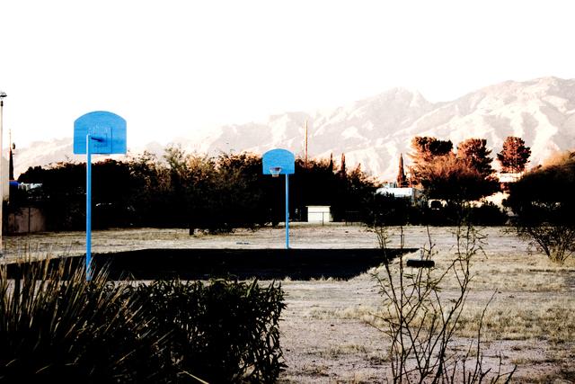 , 'Bajada Hoop Dreams,' 2007, Jules Maeght Gallery