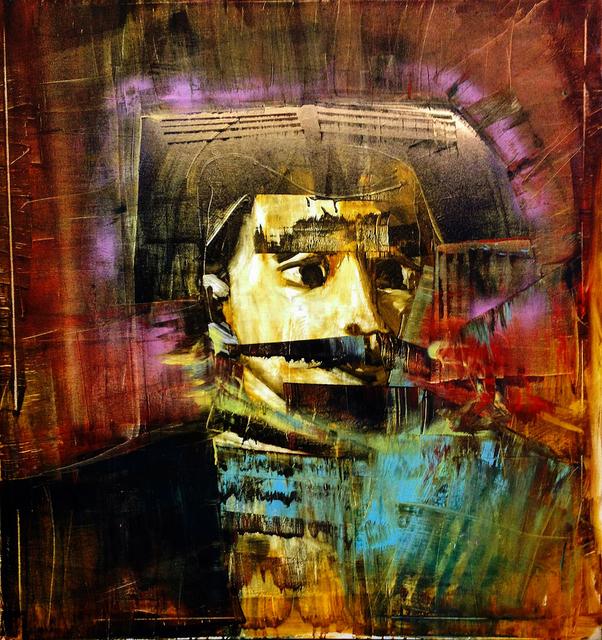 , 'Matador  (Bull Fighter),' 2017, Eden Fine Art