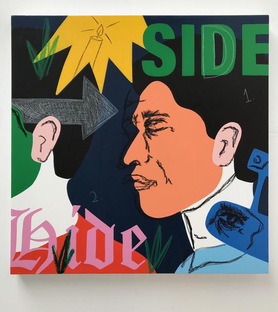 , 'Side / Hide,' 2018, Keijsers Koning