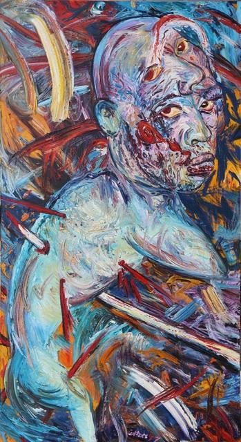 , 'Eyewitness for Kassel,' 1995, Charles Nodrum Gallery