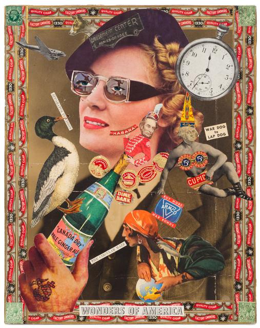 , 'Wonders of America,' 1920-1950, Fleisher/Ollman