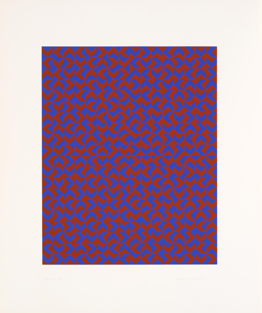 , 'GR I,' 1970, Cristea Roberts Gallery
