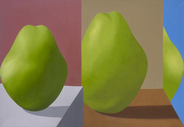 Peter Dechar, 'Pears (68-14)', 1968, Doyle