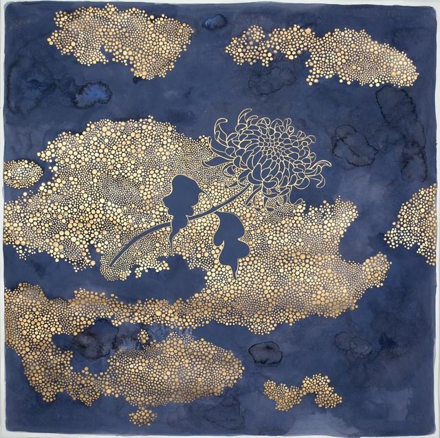 ", 'The Lake, ""floating"",' 2015, Hosfelt Gallery"