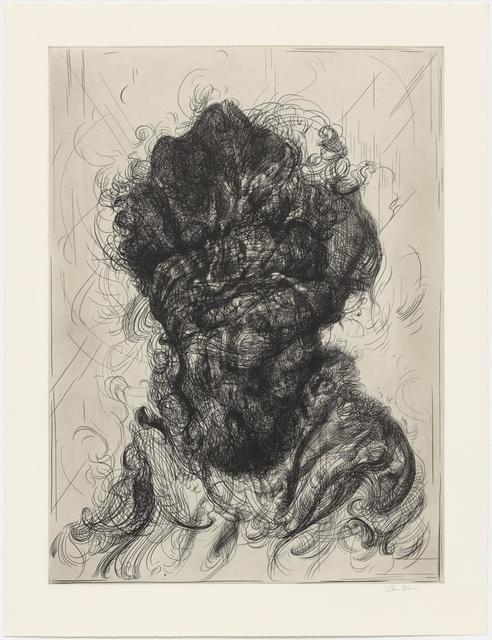 Glenn Brown, 'Half-Life (after Rembrandt) 5', 2017, Galerie Maximillian