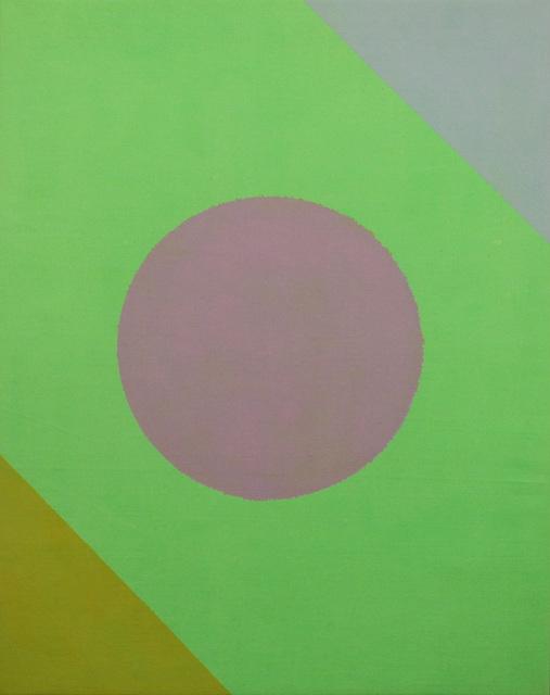 , 'Green Disc,' 1965, Hemphill Fine Arts