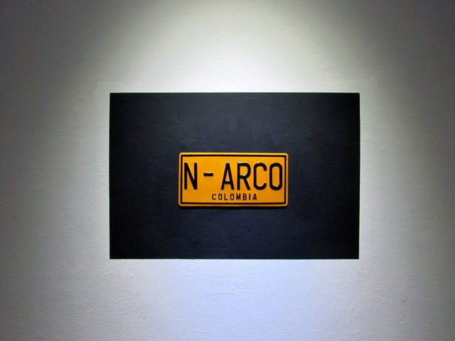 , 'N - ARCO Colombia,' 2015, Valenzuela Klenner  Galería