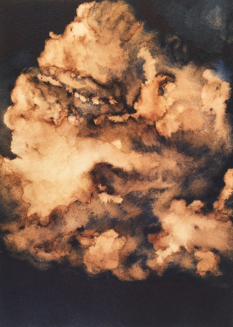 , 'Cloud II,' 2014, Barnard Gallery