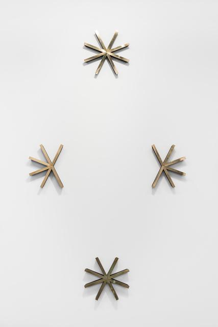 , 'La Boussole,' 2017, Galerie Sator