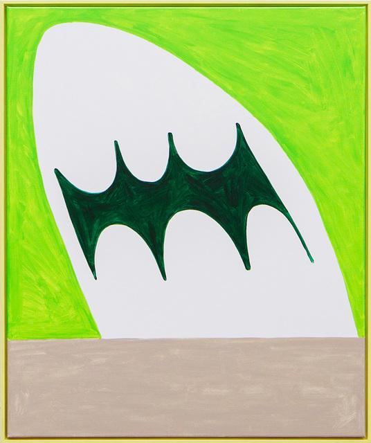 Jordy van den Nieuwendijk, 'Batman Shark', 2016, Ninasagt