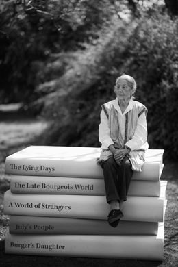, 'Nadine Gordimer: On Her Word,' 2013, Museum of African Design (MOAD)
