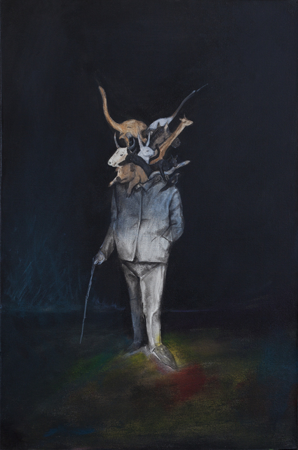 , 'The Hunter,' 2008, IFA Gallery