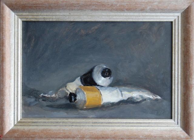 , 'Paint tubes,' 2017, Robert Eagle Fine Art