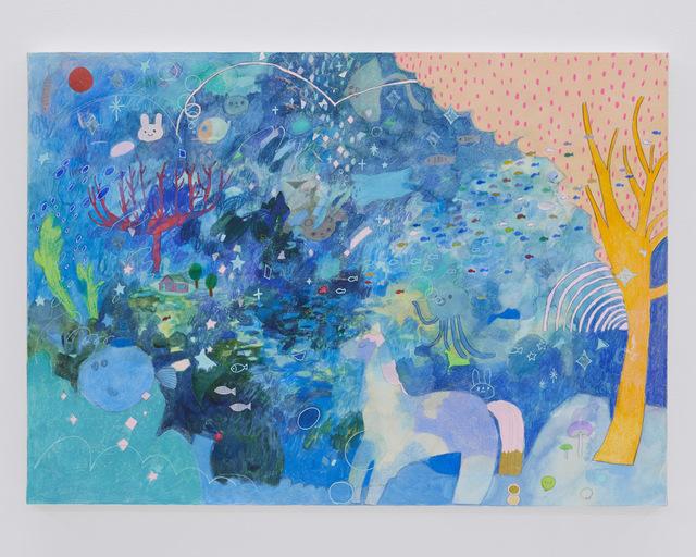 , 'Into the Sea,' 2018, Tomio Koyama Gallery