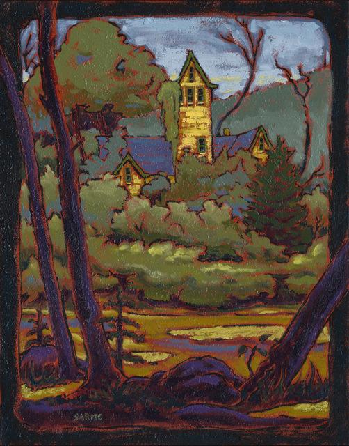 , 'Mansion,' , Helikon Gallery & Studios