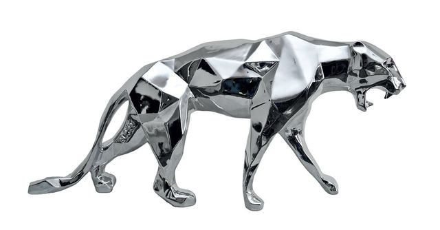 , 'Aluminium Panther,' 2016, Inception Gallery