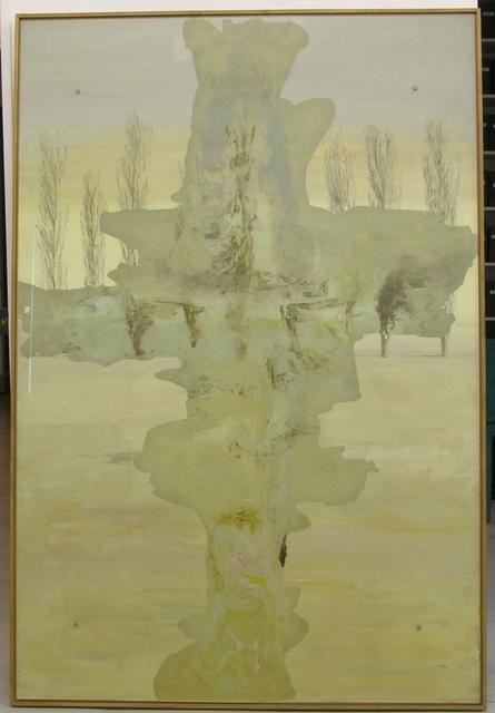 , 'Hostage XXIII,' 1989-1990, Galería Juana de Aizpuru