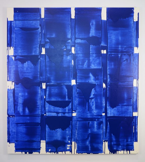 , 'Blue Spirits,' 2016, Minus Space