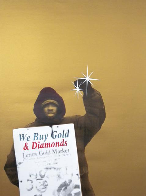 , 'Pawn Power,' 2010, LatchKey Gallery
