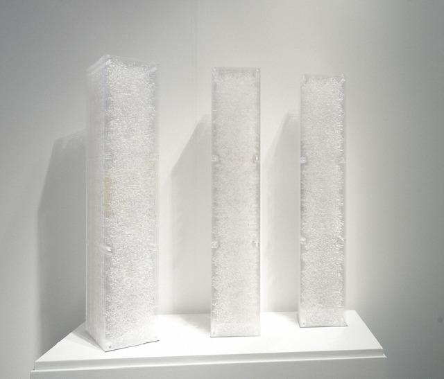 , 'Triada de complejidad organizada (set of three),' 2009, Cecilia de Torres, Ltd.