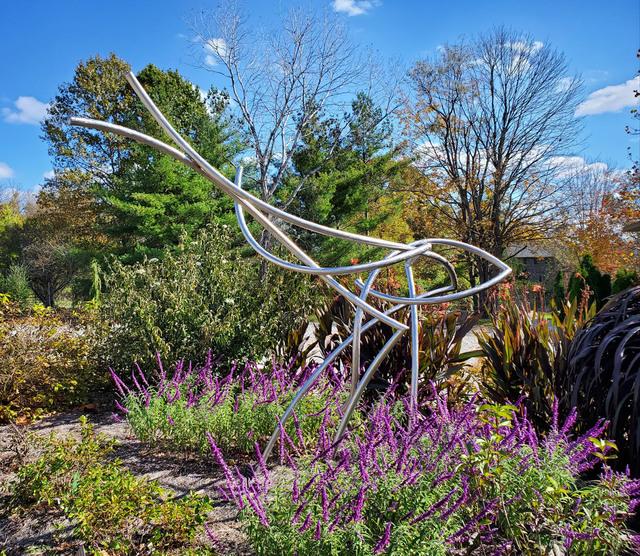 , 'Toward Tomorrow,' 2019, International Sculpture Center