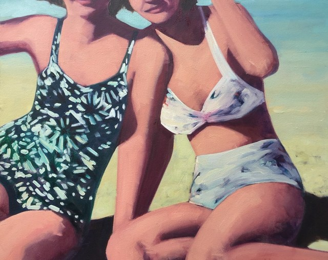 TS Harris, 'Beach Beauties', 2017, Quidley & Company