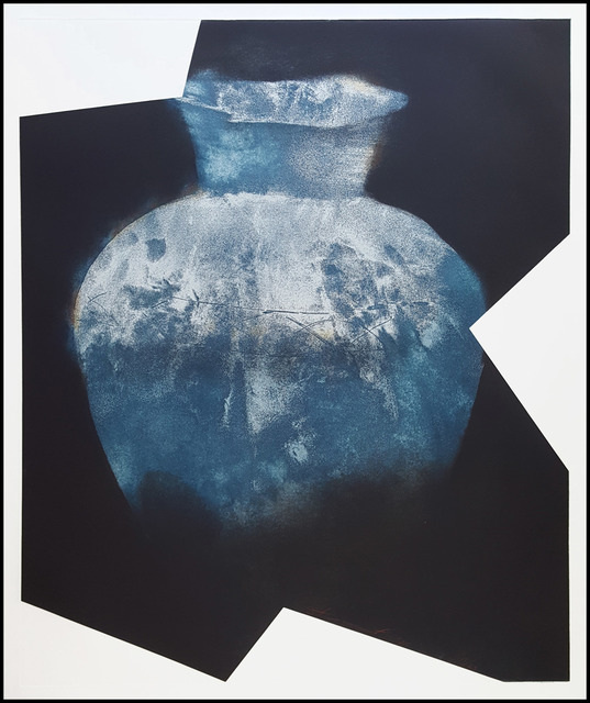 Joel Stewart, 'Blue Moon', 2005, Verne Collection, Inc.