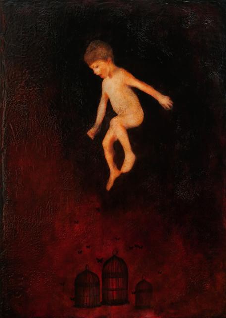 , 'The Shadow Jumper,' 2012, Bill Lowe Gallery