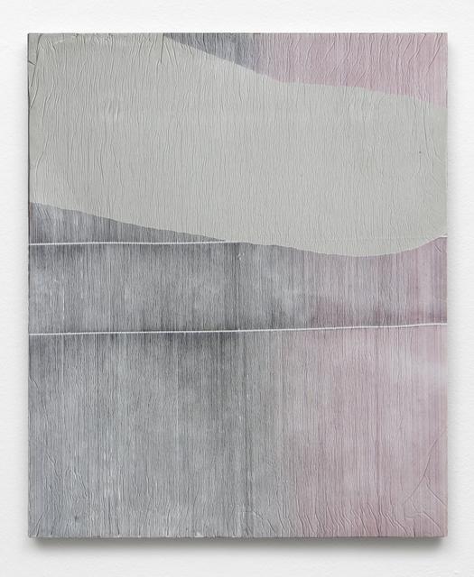 , 'o.T.,' 2017, Petra Rinck