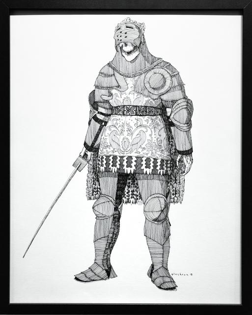 , 'Dead King 18 [15th Century English Lord],' 2018, Paradigm Gallery + Studio