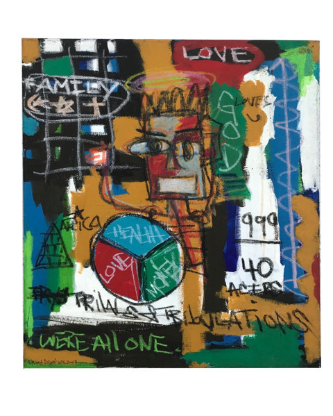, 'We're All One,' , IAZ Art Gallery