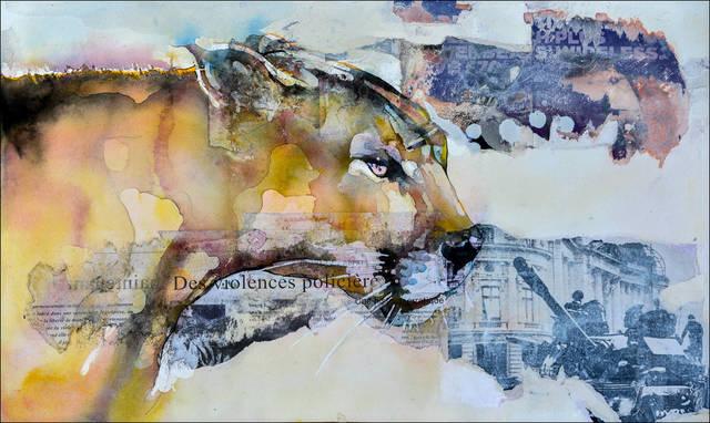 "Bruce Clarke, 'Series ""Predators"" - Des violences ', 2019, Out of Africa Gallery"
