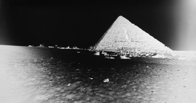 , 'Pyramids, Giza: April 13, 2010,' 2010, Gagosian