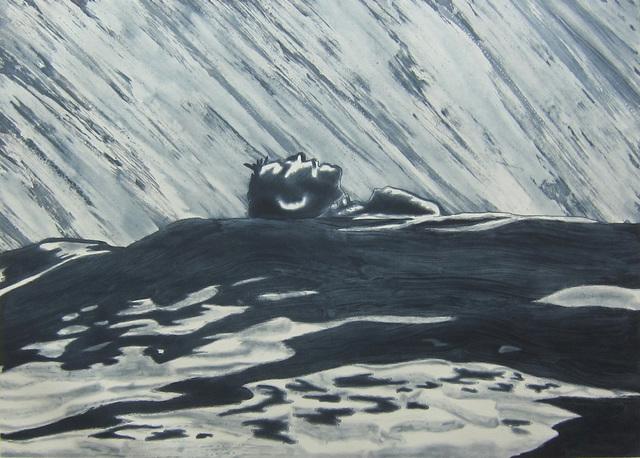 , 'Adrift I,' 1988, Albert Merola Gallery