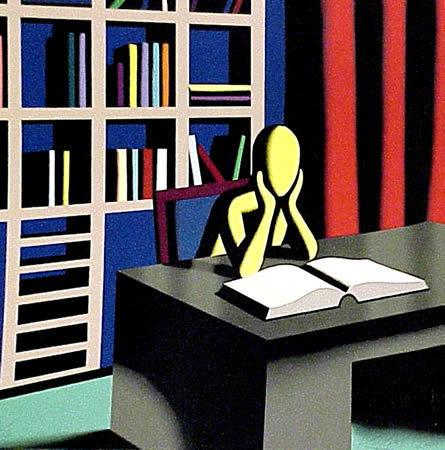 Mark Kostabi, 'Useless Knowledge', 2001, Aurifer AG