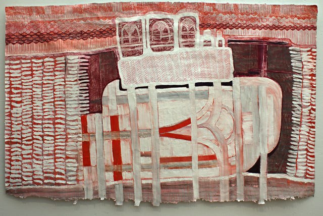 Becca Lowry, 'All of  This', 2014, FRED.GIAMPIETRO Gallery
