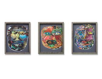 They-Them-Theirs (Triptych)
