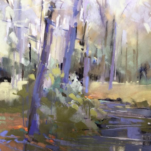 Laurinda Phakos O'Connor, 'Woodland Brook', 2015-2019, Copley Society of Art