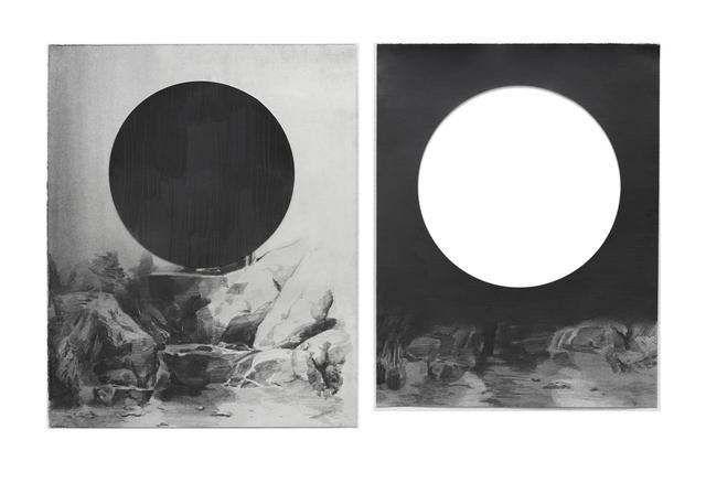 , 'Image by day and night,' 2015, Römerapotheke