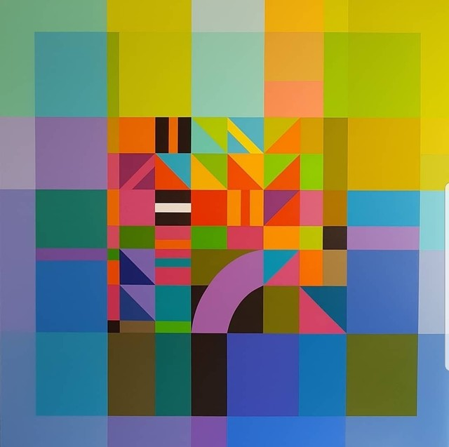 , 'Simple Quantum Cipher`s (3) ,' , The Melrose Gallery