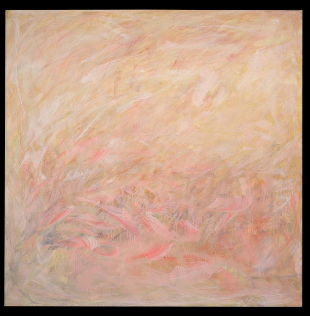 MÜBİN ORHON, 'Composition', 1961, Painting, Oil on canvas, Galerie de Souzy