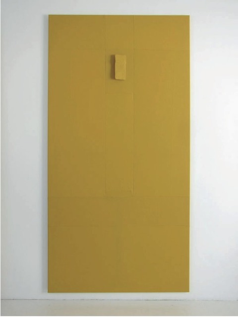, 'Untitled (because the sunrise is yellow) ,' 2015, Jeanroch Dard